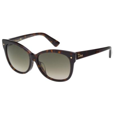 Dior 低調奢華 太陽眼鏡(琥珀色)