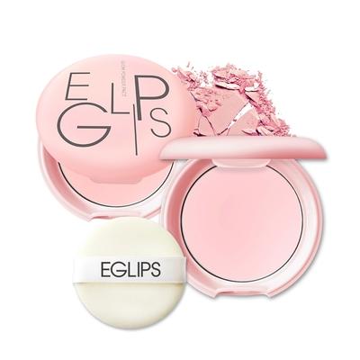 韓國E-glips 極細粉嫩蘋果光粉餅8g