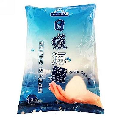 統一生機 日曬海鹽(2Kg)