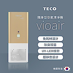 東元 個人隨身型空氣清淨機 NN0802BD