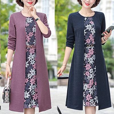 【韓國K.W.】(預購)時尚穿搭氣質洋裝