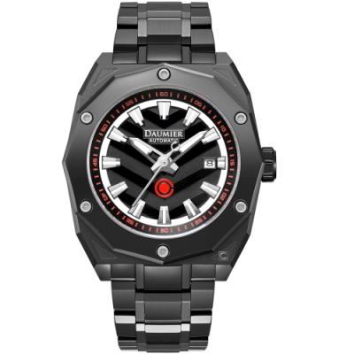 瑞士丹瑪DAUMIER正義聯盟MUTATE系列限量腕錶-鋼骨