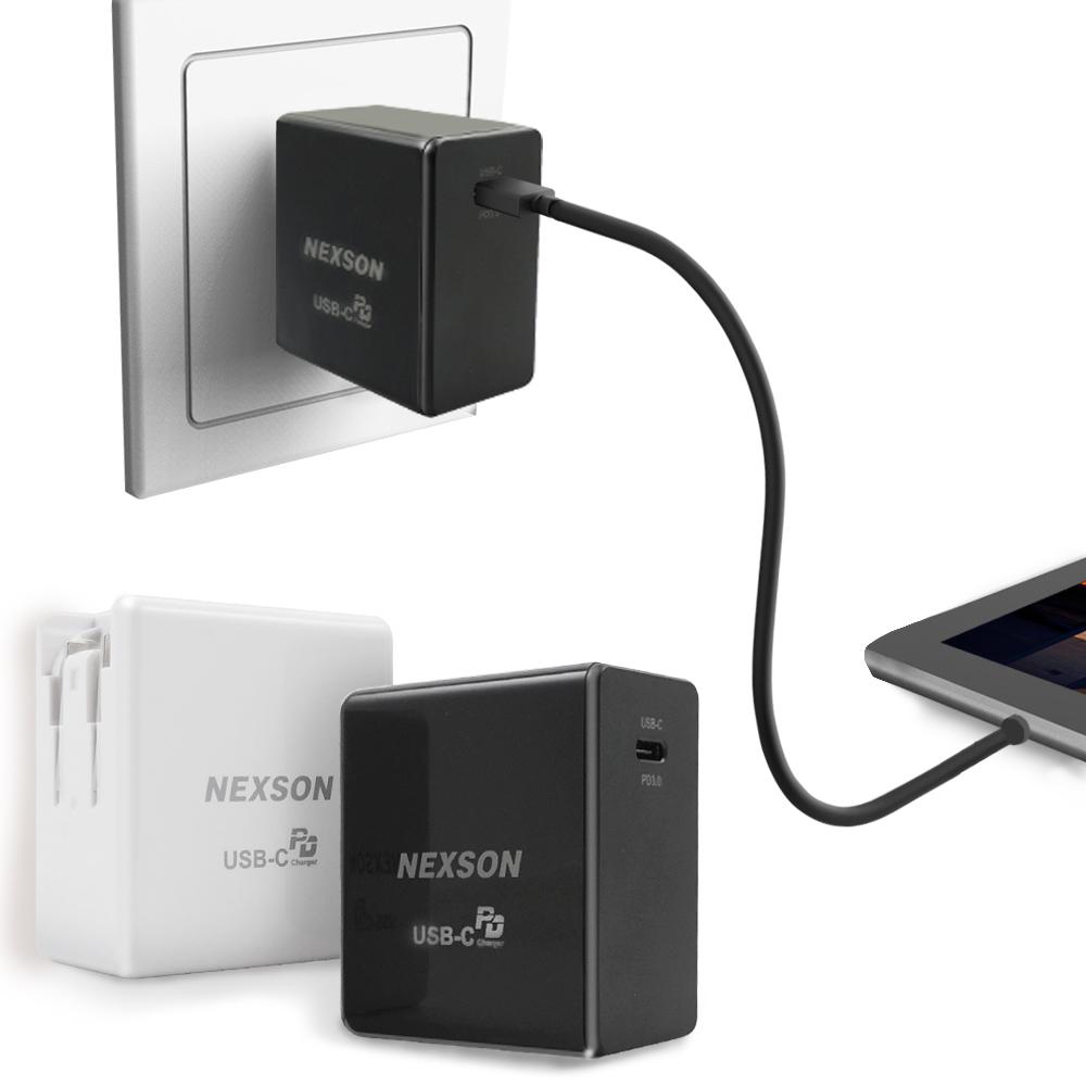 Nexson 通海 18W USB-C PD3.0充電器 電源轉接器