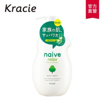 【Kracie葵緹亞】娜艾菩沐浴乳(舒壓綠意)N530ml