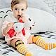 Baby unicorn 黃白條紋小獅子中筒襪 product thumbnail 1
