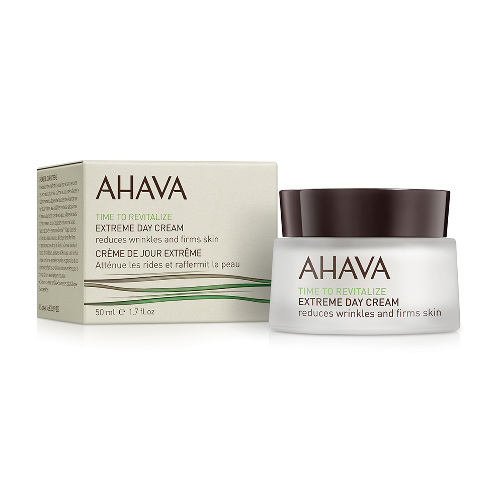 限量特賣 AHAVA 礦世賦活抗皺霜50ml (超值加贈)