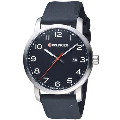 WENGER Avenue 城市雅痞時尚腕錶(01.1641.101)42mm