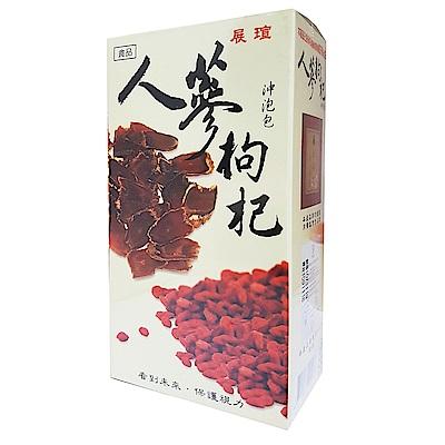 展瑄 人蔘枸杞茶(30包入)
