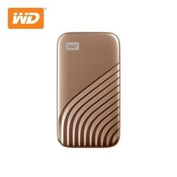 WD My Passport SSD 500GB(玫瑰金)