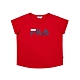 FILA 圓領上衣-紅 5TEU-1505-RD product thumbnail 1