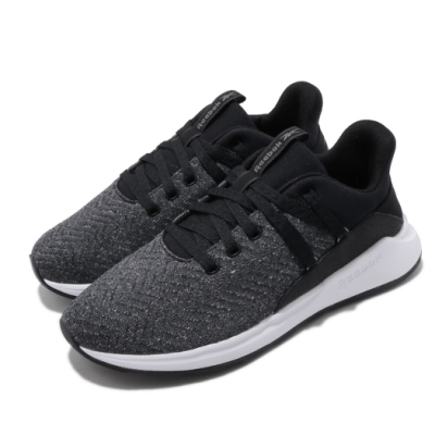 Reebok 休閒鞋 Ever Road DMX 2 女鞋 輕量 透氣 舒適 避震 球鞋 穿搭 黑 灰 EF3116