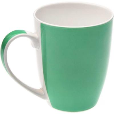 《VERSA》瓷製馬克杯(綠350ml)