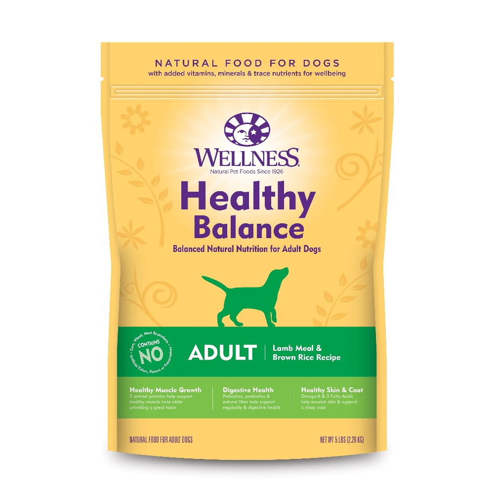 Wellness 健康均衡 成犬 經典羊肉食譜 5磅
