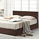 凱曼 馬克洛5尺雙人床組-三件式(床頭片+床底+床墊)-兩色可選 product thumbnail 1