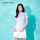 【MASTINA】氣質荷葉邊裝飾-襯衫(二色) product thumbnail 1