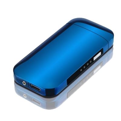 WIDE VIEW USB雙電弧打火機(JL-668)