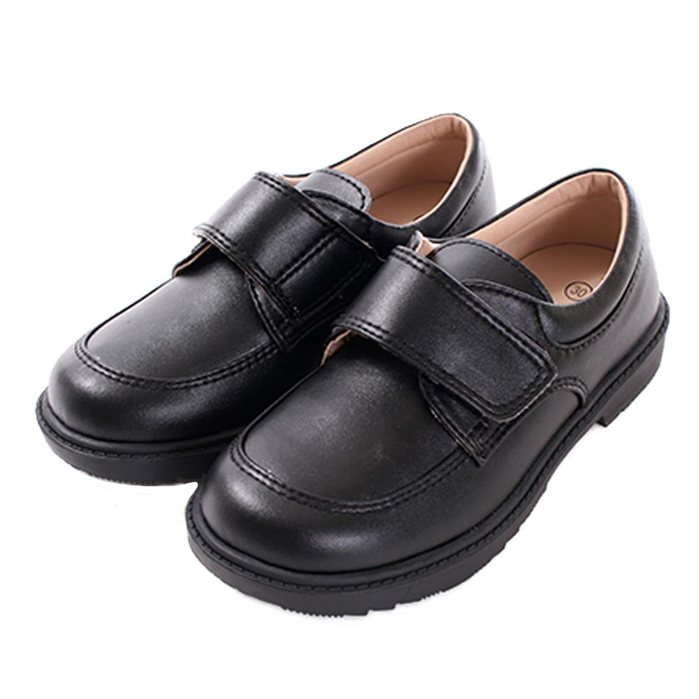 中小學生手工製皮鞋 sk0509魔法Baby