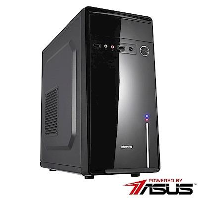 華碩平台 [衝鋒將軍]四核效能SSD電腦