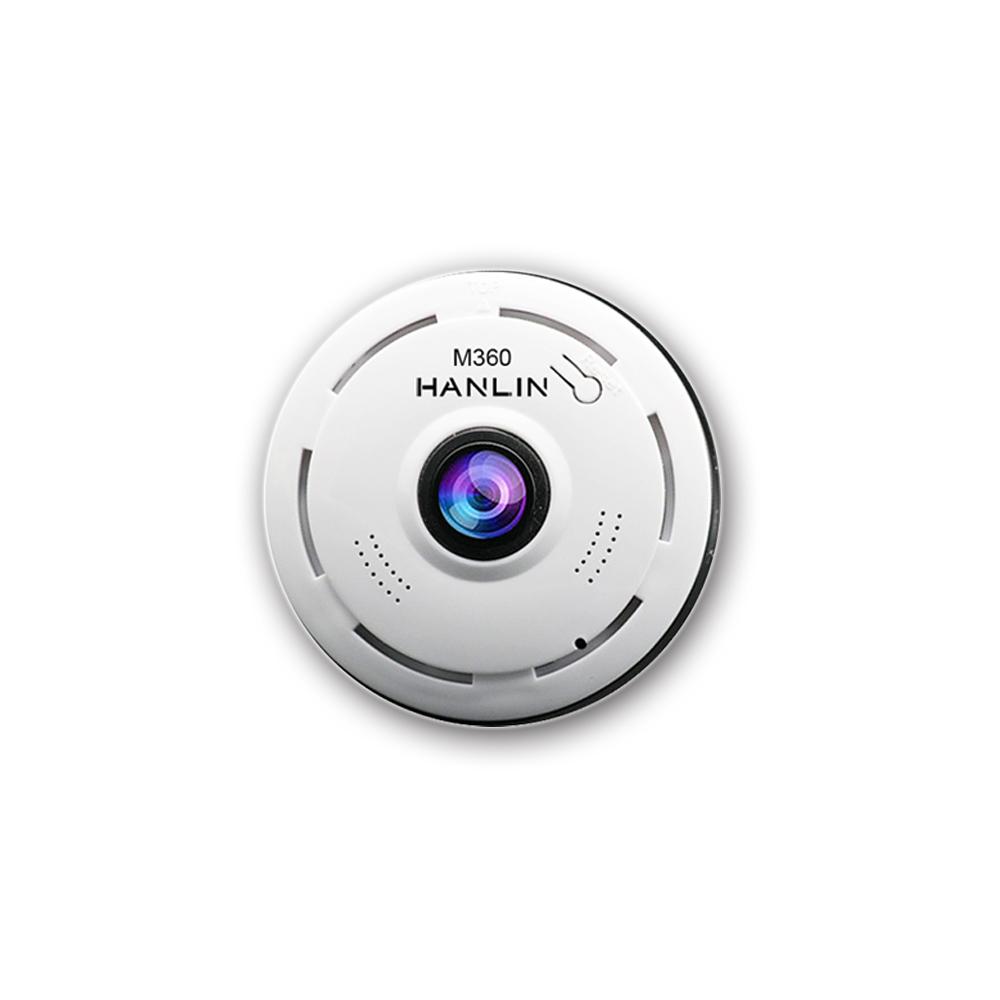 HANLIN-M360最迷你960P高清環景360度監控攝影機