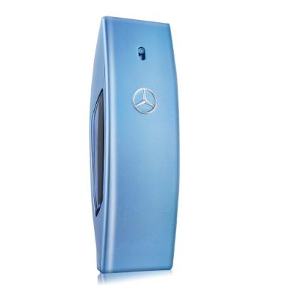 Mercedes Benz 賓士 自由藍調男性淡香水 Club Fresh 100ml EDT-國際航空版-TESTER