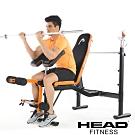 HEAD 多功能臥推椅/重量訓練床