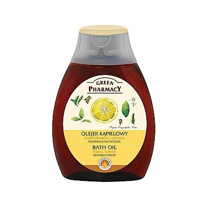Green Pharmacy 草本肌曜 丁香櫻桃&檸檬嫩白精油沐浴凝露 250ml