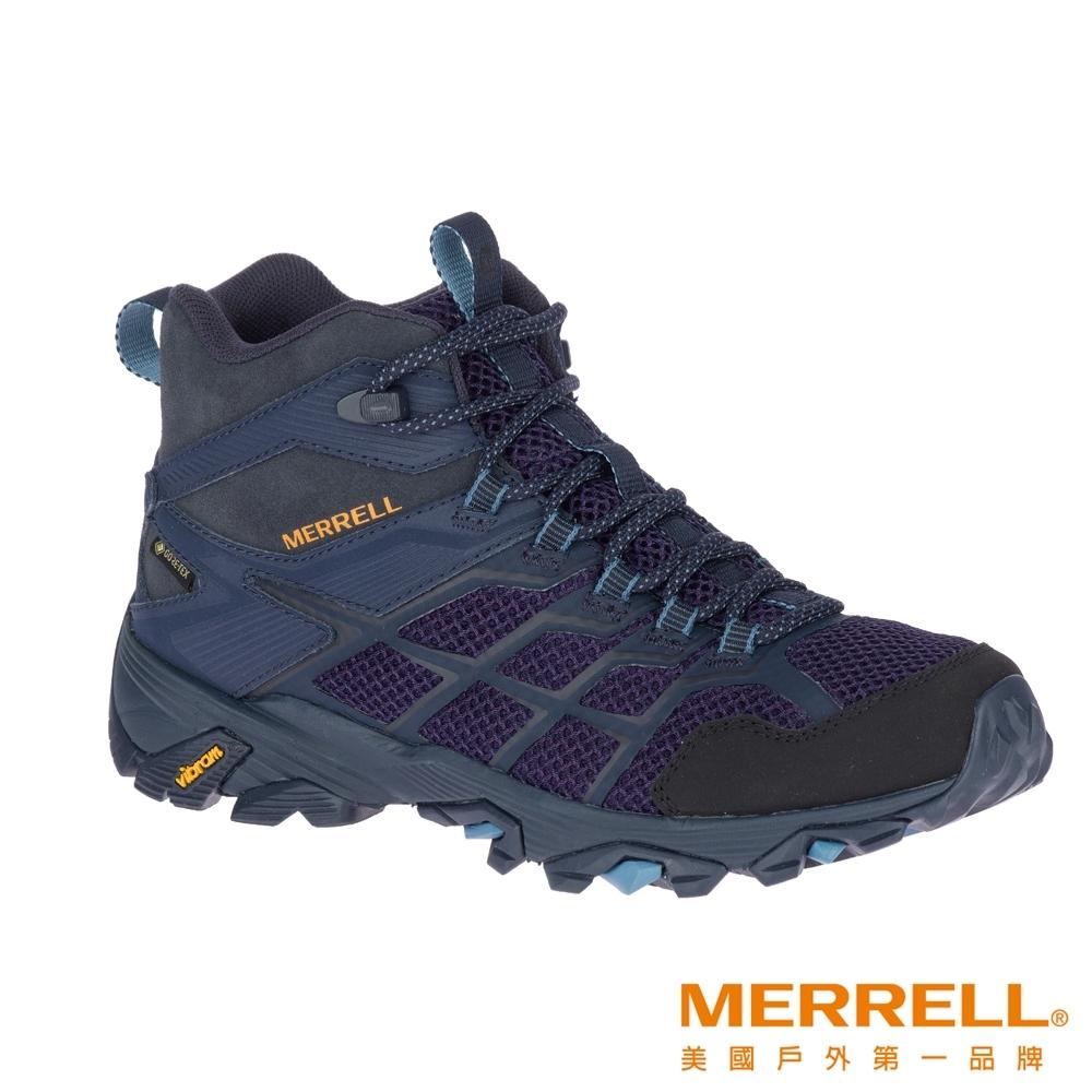 【MERRELL】MOAB FST2 MID 中筒防水登山鞋 ML034240
