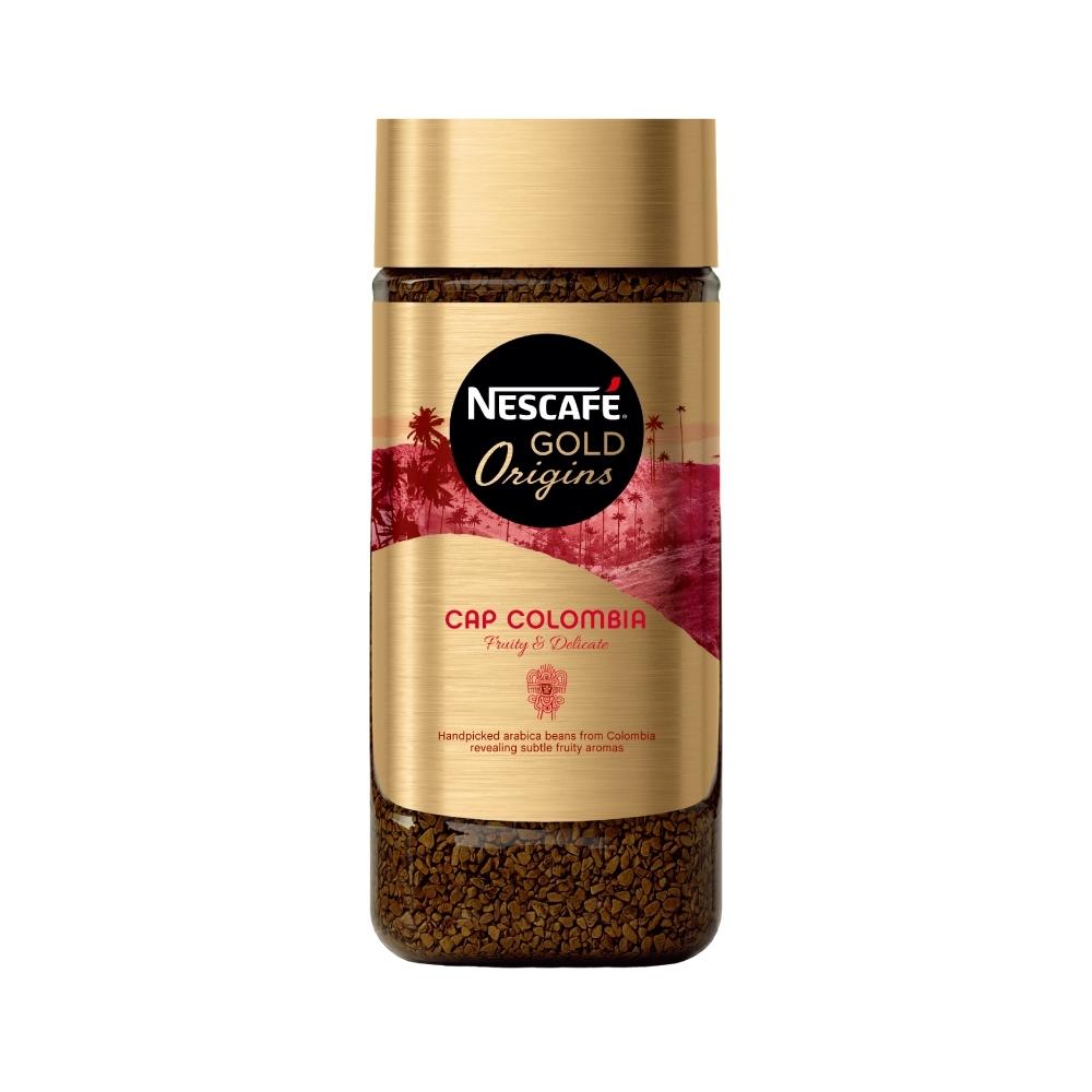 雀巢金牌咖啡產地系列哥倫比亞