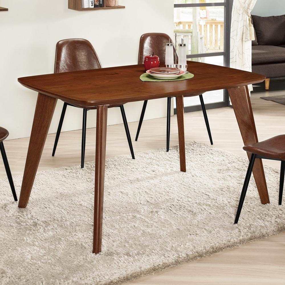 Boden-雷瓦4.3尺餐桌-130x80x76cm