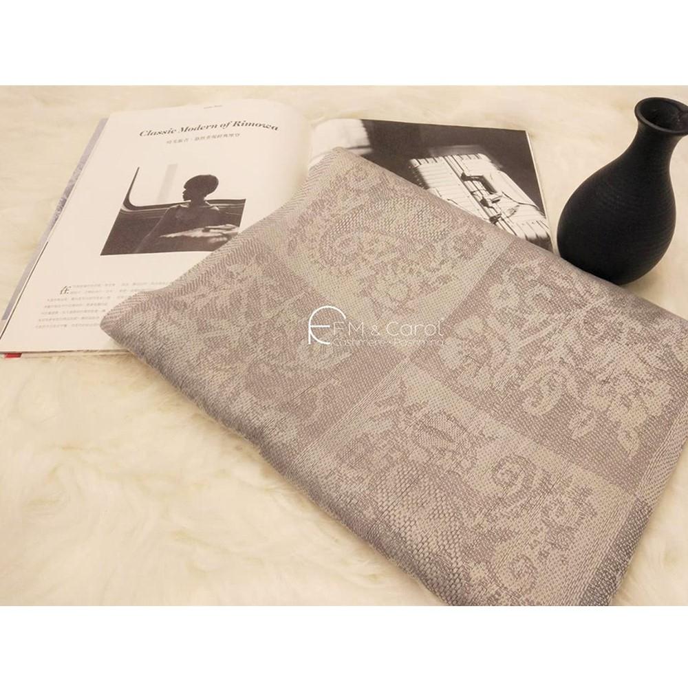 【F.M&Carol】悅日系列- 100%純喀什米爾羊絨披肩(維塔那)