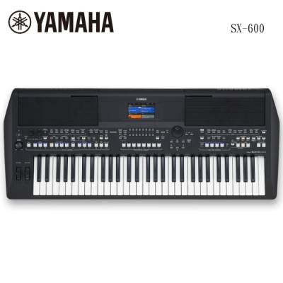YAMAHA PSR-SX600 61鍵自動伴奏琴