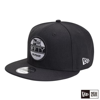 NEW ERA 9FIFTY 950 NEW ERA 帽舌貼紙 黑 棒球帽