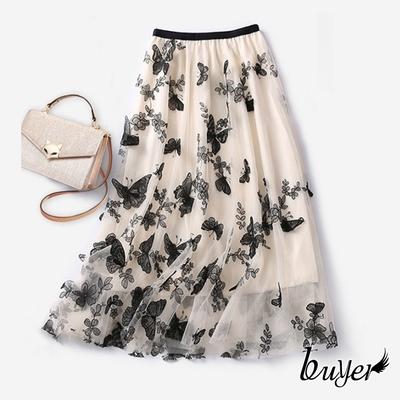 【時時樂】白鵝buyer 涼夏舒適修身紗裙/寬褲(多款任選)