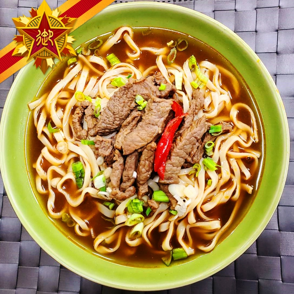 任選-五星御廚 養身宴-蔥燒牛肉湯