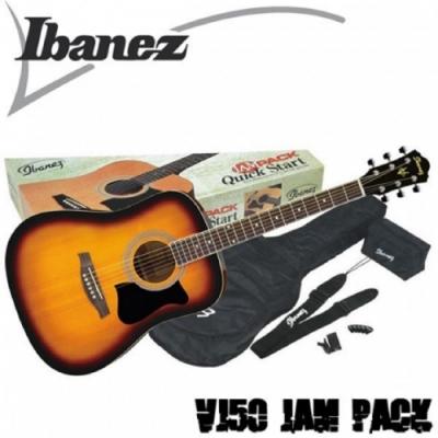 Ibanez VC50NJP 木吉他套裝組/包含了演奏所需的所有配備/公司貨保固/漸層色