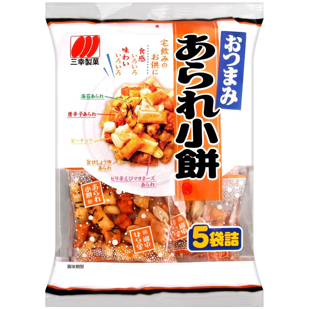 三幸 米果小餅(88g)