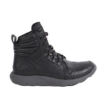 Timberland 男款Flyroam?黑色粒面皮靴 | A1J1A001