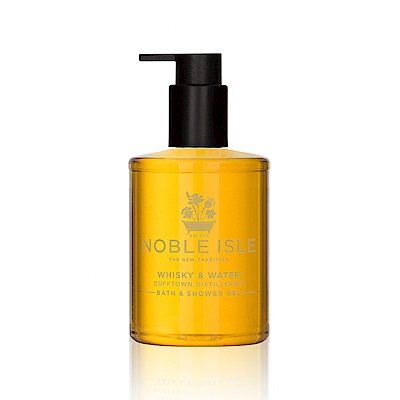 NOBLE ISLE 威士忌&水沐浴膠 250ML