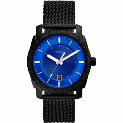 FOSSIL Machine 藍調時尚手錶(FS5694)-42mm