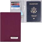 《TRAVELON》兩折式護照夾(桃紅)