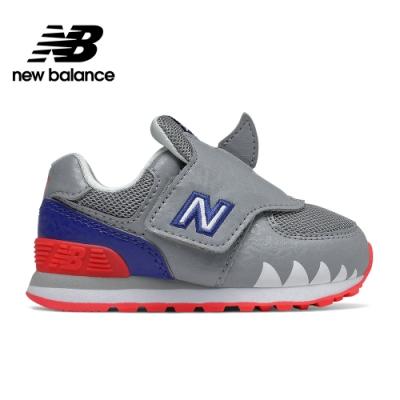 【New Balance】童鞋_中性_灰色_IV574AQS-W楦