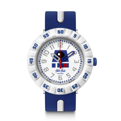 FlikFlak 兒童錶 R2-D2 星際大戰-R2-D2-36.7mm