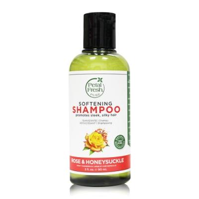 美國沛特斯 有機成份忍冬玫瑰潔淨洗髮精(90ml/3oz)