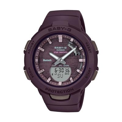 CAISO 卡西歐 BABY-G G-SQUAD 紫色 BSA-B100系列 BSA-B100AC-5A