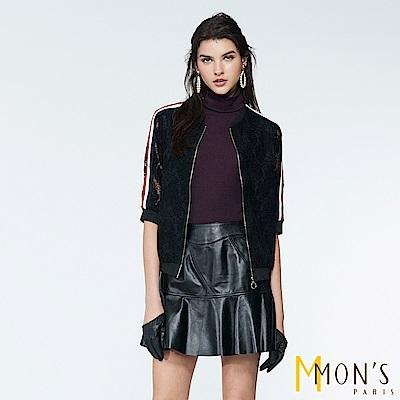 MONS 蕾絲七分袖外套