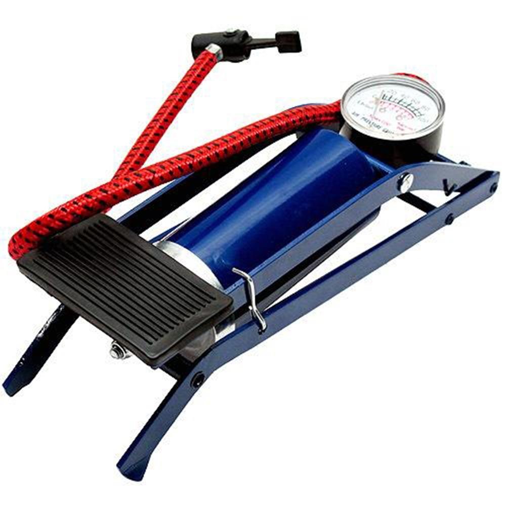 腳踏式長單管打氣筒(PU-02)