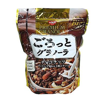 日清 巧克力堅果麥片(500g)