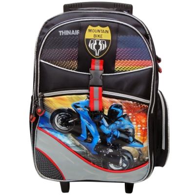 【MAXPERO】 超級摩托車拉桿書包 / 拉桿背包 (KNIGHT24)