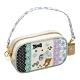 拉拉熊甜美刺繡系列數位收納包。粉紅 San-X product thumbnail 1