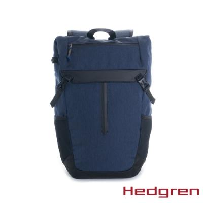 【Hedgren】深藍A4後背包15.6″ – HMID 01 RELATE